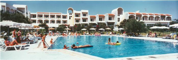 MARY-ANNA PALACE Hotel, Kolimbia